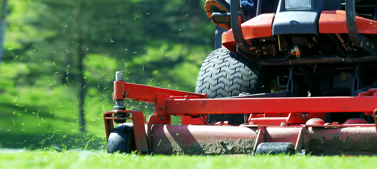 Large mower image