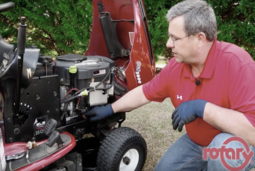 How to Tune Up Your Mower